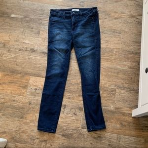 Abercrombie & Fitch Low Rise Skinny Jeans